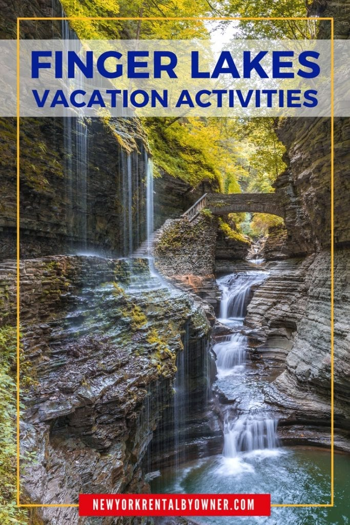 Finger Lakes Activities Perfect for Your Next Vacation