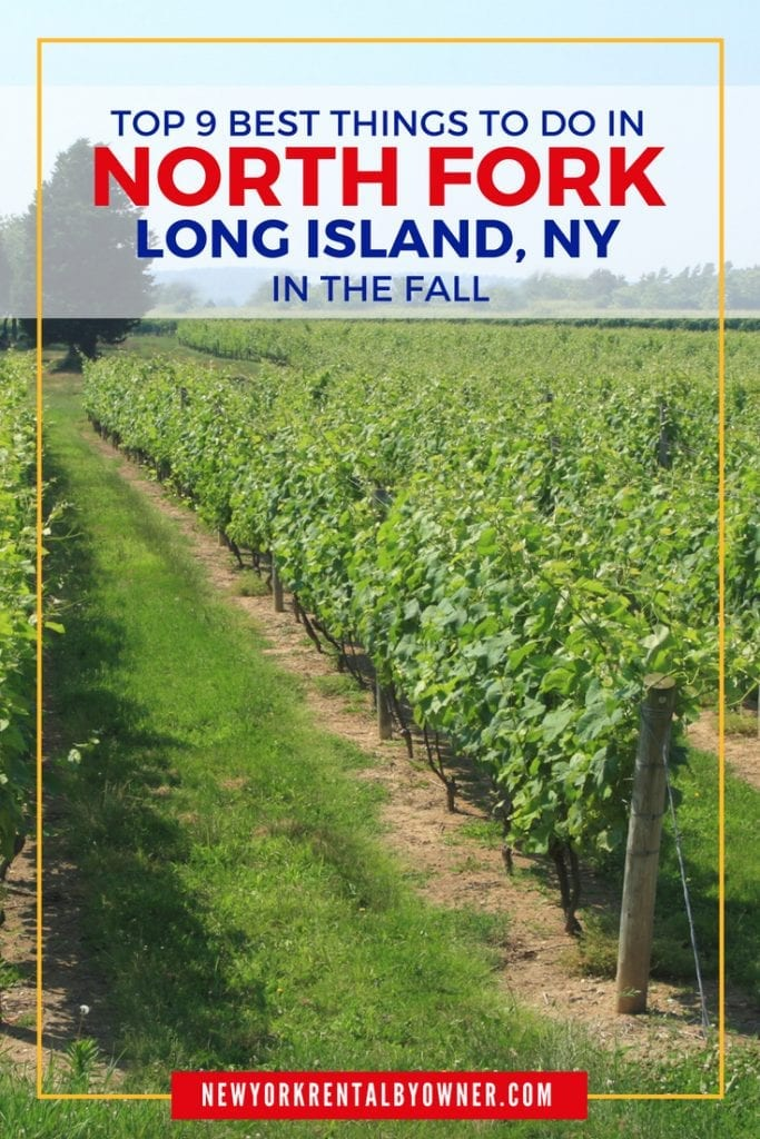 Top 9 Best Things to Do in North Fork, Long Island in the Fall