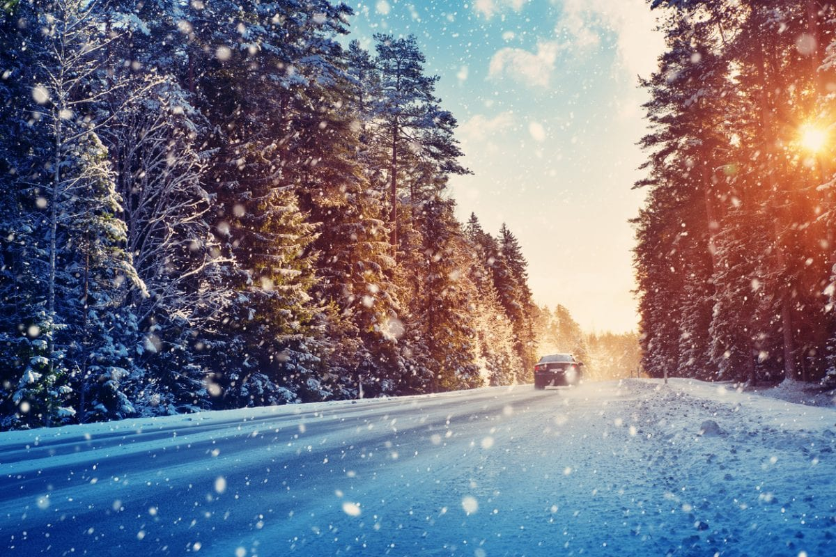 Road Trip Tips To Stay Safe and Happy This Winter