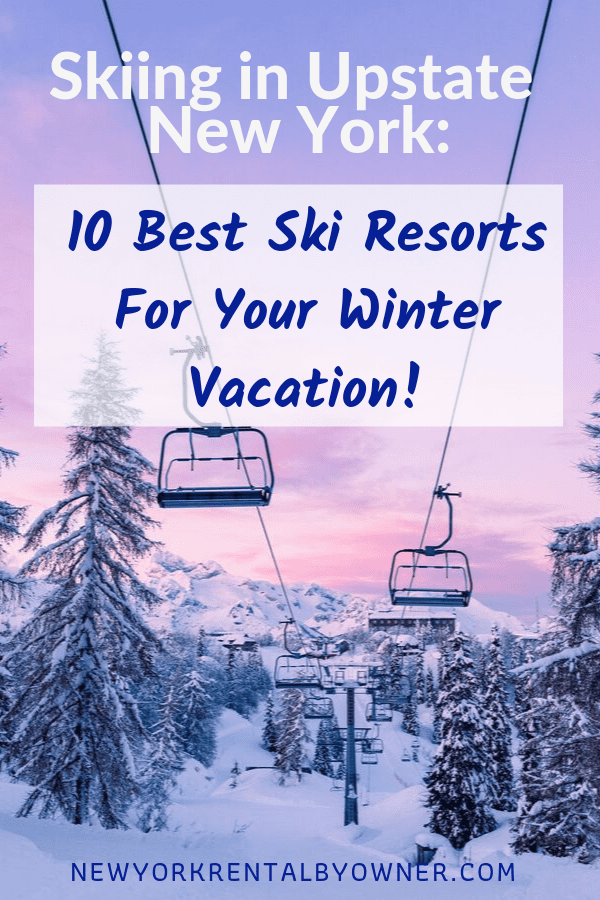 typical views at the best new york ski resorts
