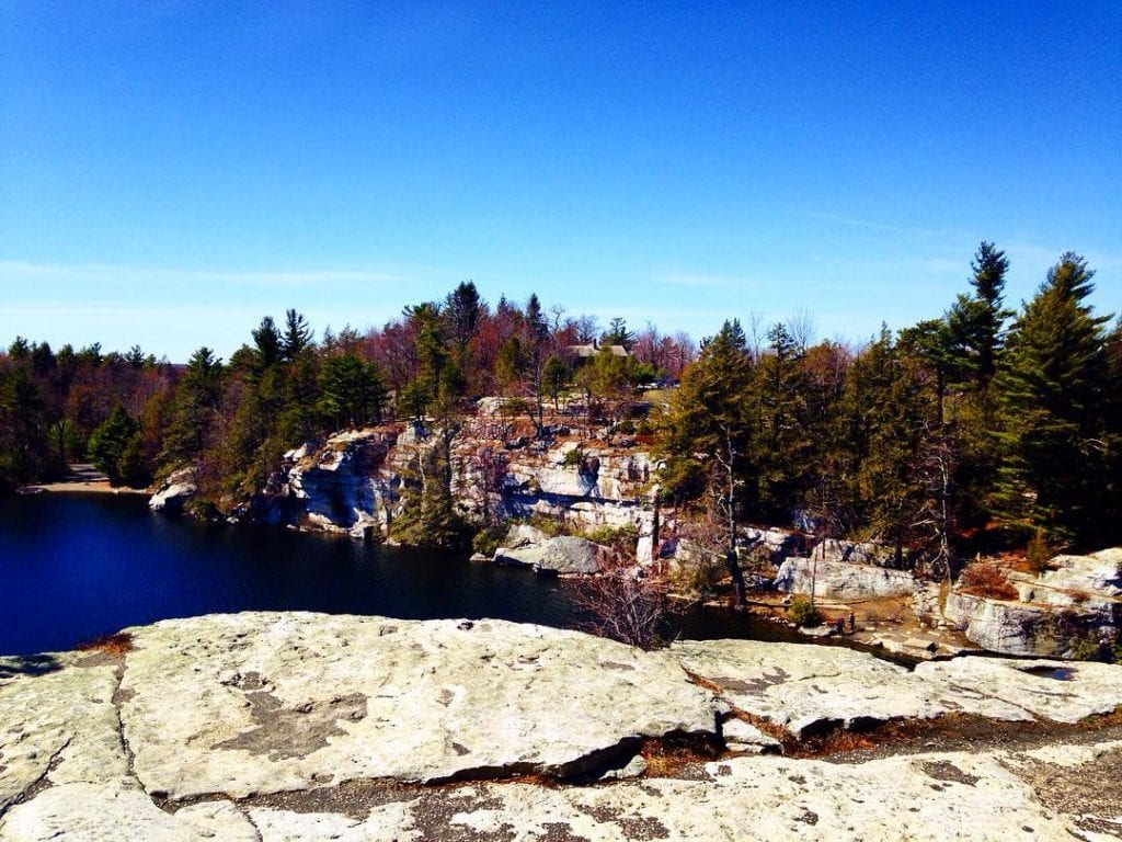 new york vacation rentals minnewaska state park
