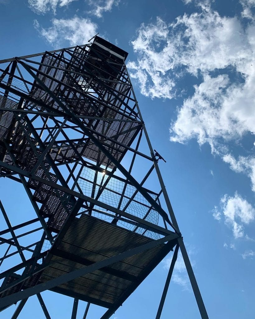 new york vacation rentals mount beacon fire tower