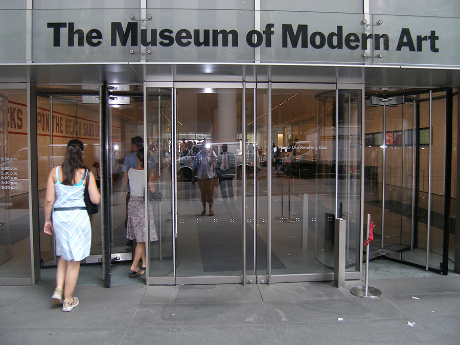 Free Things to Do In NYC on the Weekend - Visit the Museum of Modern Art